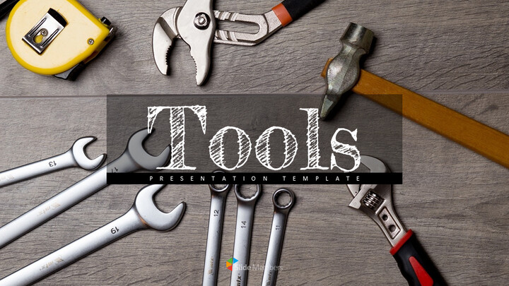 Tools Simple Slides Design_01