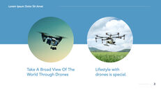Drone keynote presentation templates free_03