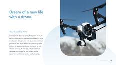 Drone keynote presentation templates free_04