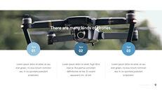 Drone keynote presentation templates free_09