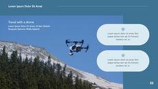 Drone keynote presentation templates free_22