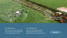 Drone keynote presentation templates free_24