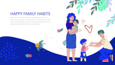 Have a Happy Family PowerPoint for mac_17