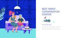 Have a Happy Family PowerPoint for mac_20