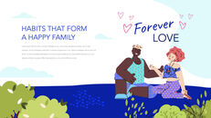 Have a Happy Family PowerPoint for mac_21