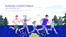 Have a Happy Family PowerPoint for mac_29