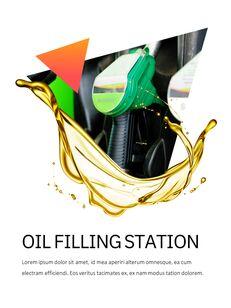 Oil industry Simple Google Slides Templates_04