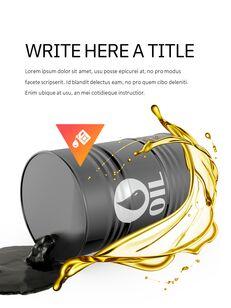 Oil industry Simple Google Slides Templates_16