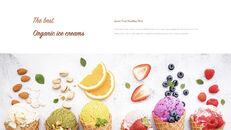 Organic Ice Cream template keynote_03