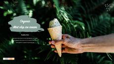 Organic Ice Cream template keynote_07