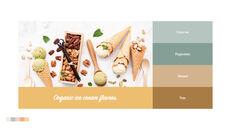 Organic Ice Cream template keynote_14