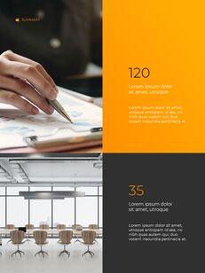Start Project Multipuropose Template Design presentation slide design_04