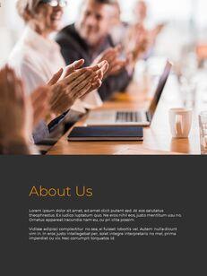Start Project Multipuropose Template Design presentation slide design_05