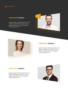 Start Project Multipuropose Template Design presentation slide design_06