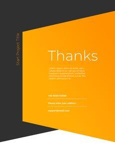 Start Project Multipuropose Template Design presentation slide design_26