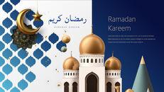 Ramadan Kareem keynote presentation templates free_06