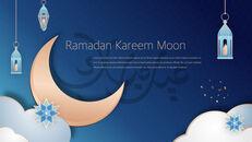 Ramadan Kareem keynote presentation templates free_09