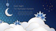Ramadan Kareem keynote presentation templates free_12