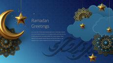 Ramadan Kareem keynote presentation templates free_15