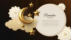 Ramadan Kareem keynote presentation templates free_27