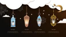 Ramadan Kareem keynote presentation templates free_28