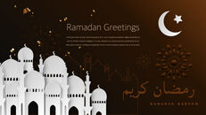 Ramadan Kareem keynote presentation templates free_31