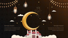 Ramadan Kareem keynote presentation templates free_32