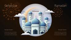 Ramadan Kareem keynote presentation templates free_37