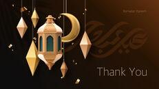 Ramadan Kareem keynote presentation templates free_50