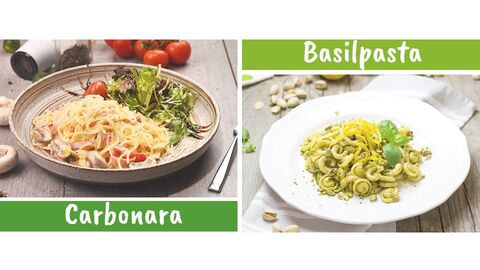 Meal with Pasta Easy Google Slides Template_03
