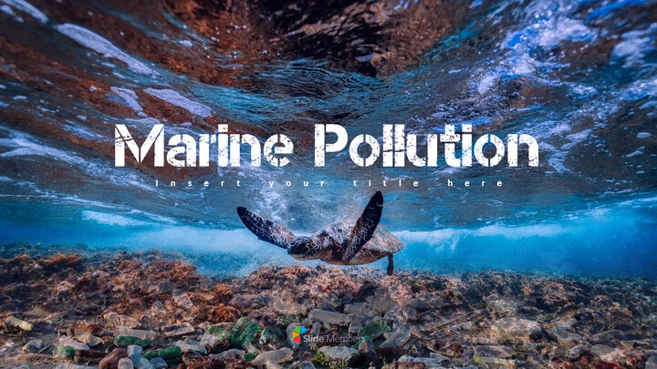 Marine Pollution Startup PPT Templates_01