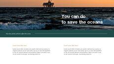 Marine Pollution Startup PPT Templates_12