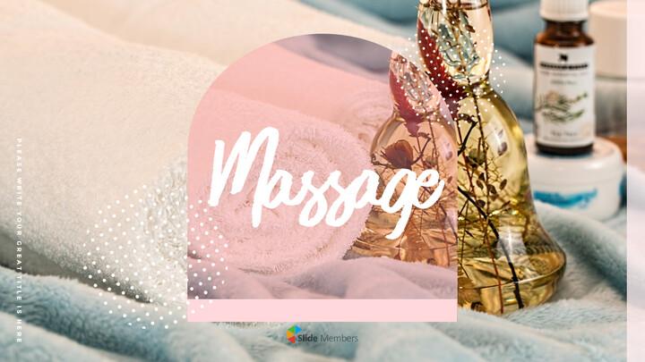 Massage best presentation template_01