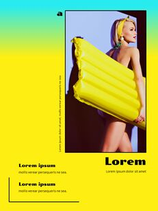 Colorful Tropical Concept PowerPoint Presentation Design_05