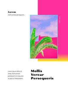 Colorful Tropical Concept PowerPoint Presentation Design_11
