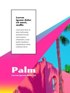 Colorful Tropical Concept PowerPoint Presentation Design_15