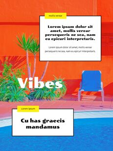 Colorful Tropical Concept PowerPoint Presentation Design_20
