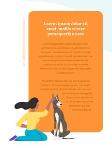 My Pet Friends Theme Illustration Vertical PowerPoint Presentations_09
