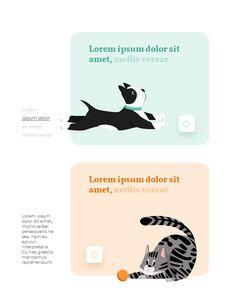 My Pet Friends Theme Illustration Vertical PowerPoint Presentations_14
