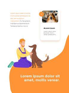 My Pet Friends Theme Illustration Vertical PowerPoint Presentations_16