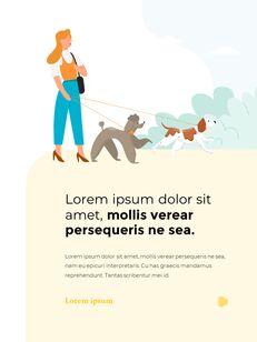 My Pet Friends Theme Illustration Vertical PowerPoint Presentations_19