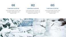 Winter Snow Presentation Google Slides Templates_19