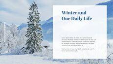 Winter Snow Presentation Google Slides Templates_20