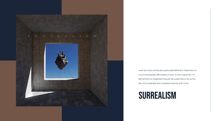 Surrealism PowerPoint Layout_02