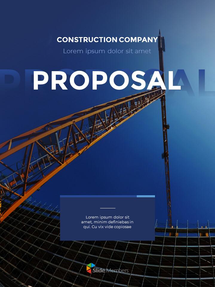 Construction Companay Proposal Google Slides Templates for Your Next Presentation_01