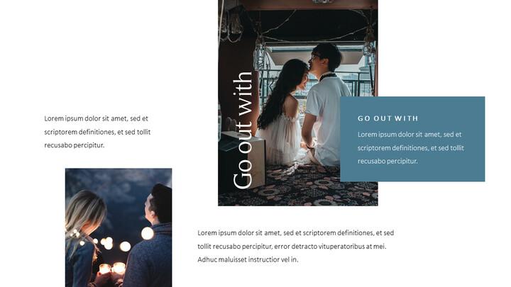 Dating Presentation Templates Design_02