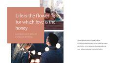 Dating Presentation Templates Design_20