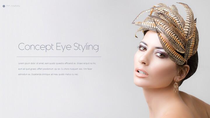 Eye Makeup Business PPT_02