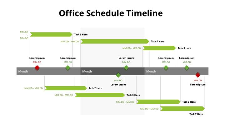 Office Schedule Timeline_01