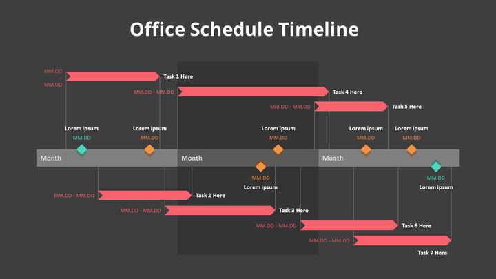 Office Schedule Timeline_02
